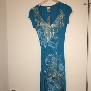 Cache Dresses - Cache dress, brand new size 4 NWT